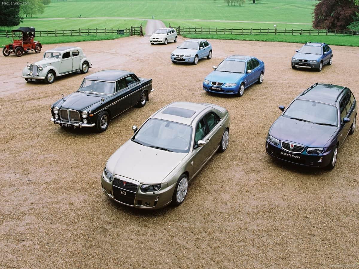 niestcar MG Rover