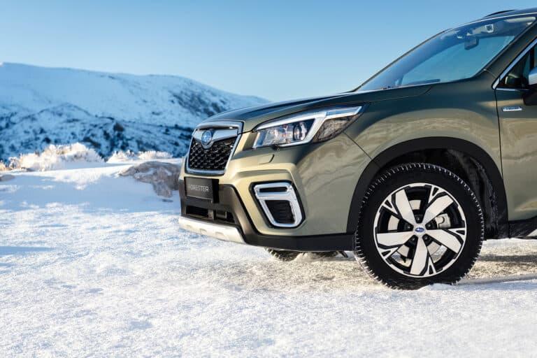 Subaru Forester hybride e-boxer