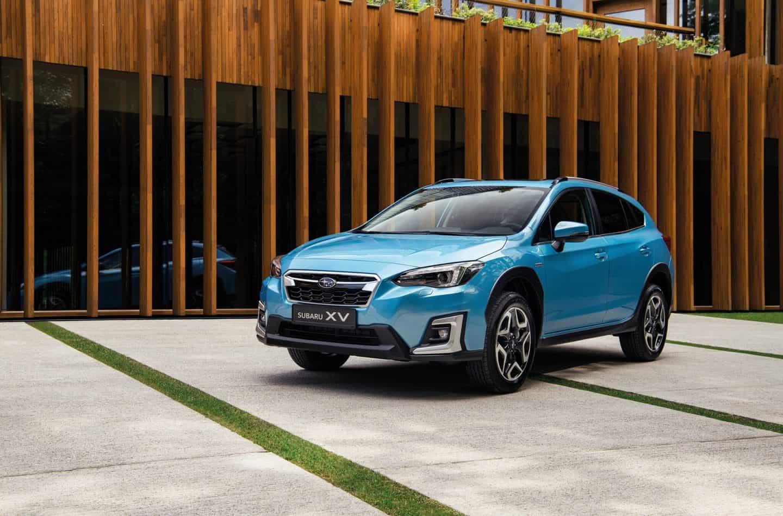subaru xv hybride 2020-2021