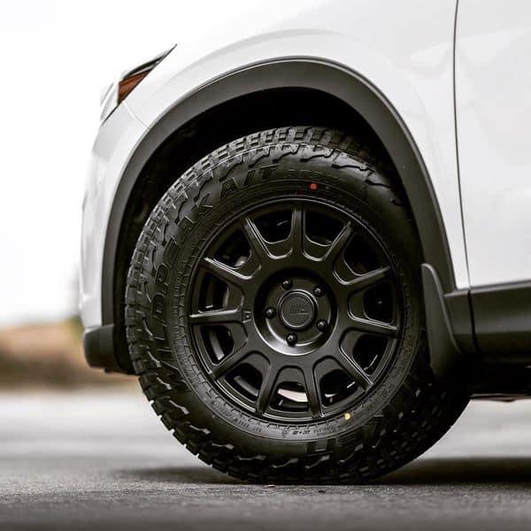 subaru industriall wheels