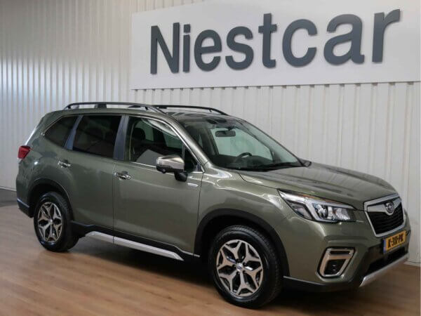 subaru forester occasion kopen approved used