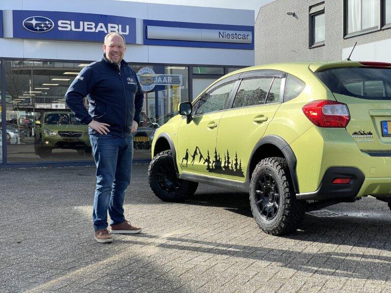Maak je Subaru helemaal Custom-Made met de liftkits van Readylift bij Subaru dealer Niestcar in Heemskerk. Maak uw eigen adventure!