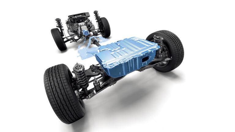 subaru hybride 2021