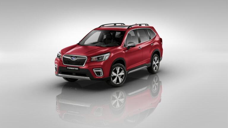 Subaru forester kleuren 2021